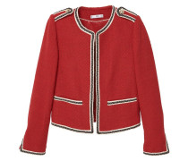 BERRY Blazer red