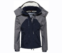 Übergangsjacke french navy/dark charcoal/ecru