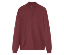 WILLYP Strickpullover maroon