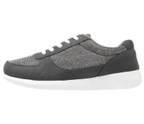 Sneaker low - dark grey/silver
