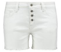 EMILY Jeans Shorts summer white bohoh str