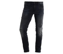 SKINNY - Jeans Slim Fit - mason blue denim