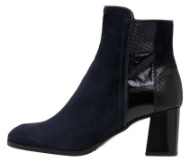 Ankle Boot blu scuro