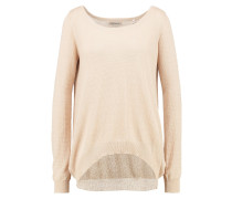 TOPIC Strickpullover gold