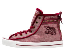 Sneaker high rot