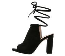 WANPI High Heel Sandaletten black