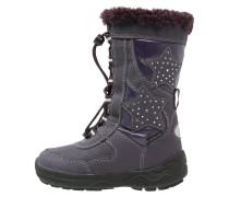 Snowboot / Winterstiefel lilac