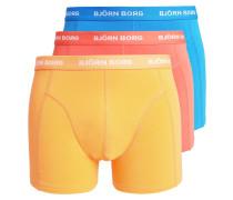 SEASONAL SOLIDS 3 PACK - Panties - blazing orange