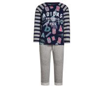 SET Langarmshirt multicolor/medium grey heather