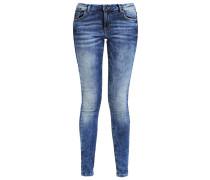 VMFIVE Jeans Slim Fit dark blue