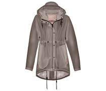 Regenjacke / wasserabweisende Jacke graphite
