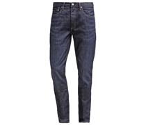 Jeans Slim Fit scraped dark indogo