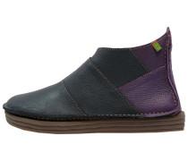 RICE FIELD Ankle Boot ocean/purple