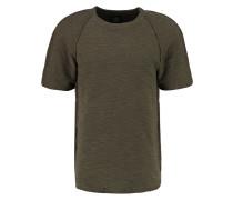SHERMAN - T-Shirt print - kaki
