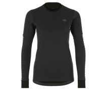 Active Flow Langarmshirt dark grey