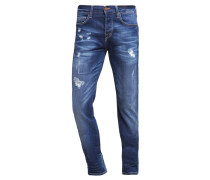 ROCCO Jeans Straight Leg blue denim