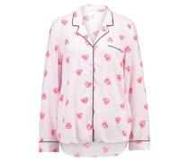Nachtwäsche Shirt lacey hearts