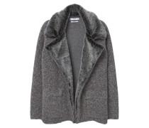 WOLF Übergangsjacke medium heather grey