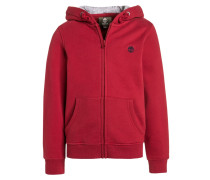 Sweatjacke team red