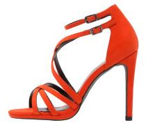SABRINA - High Heel Sandaletten - bright orange