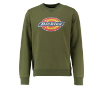 HARRISON - Sweatshirt - dark olive