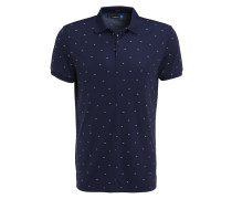 LIAM Funktionsshirt navy/purple