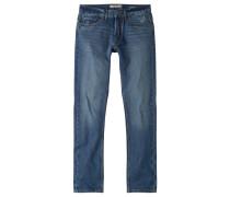 BRETT Jeans Straight Leg mid blue