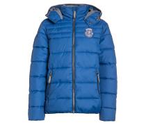 Winterjacke urban blue