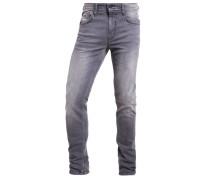 CULVER Jeans Slim Fit dark stone black denim