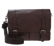 BENNETT - Notebooktasche - dark brown