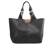 SANDY Shopping Bag black