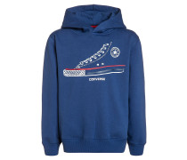 Kapuzenpullover roadtrip blue