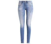 CLARA - Jeans Skinny Fit - flexy baby blue