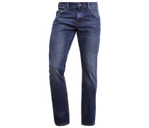 CHICAGO Jeans Tapered Fit blue denim