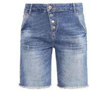 SAMANTHA - Jeans Shorts - light blue