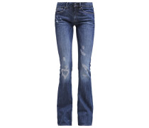 GStar 3301 HIGH FLARE Flared Jeans hadron stretch denim