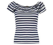 DIOPA - T-Shirt print - marine/ecru
