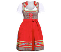 EMILIA SET - Dirndl - brown