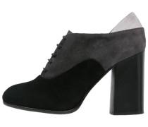 High Heel Pumps nero/grigio/perla