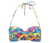 FALLING LEAVES - Bikini-Top - multi-coloured