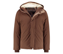 NEW WEST Daunenjacke moka