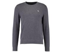 Strickpullover - grey