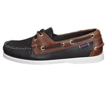 SPINNAKER Bootsschuh black/brown