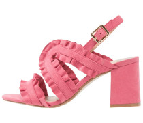 SERENITY Riemensandalette pink
