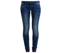 GStar 3301 LOW SUPER SKINNY Jeans Skinny Fit trone