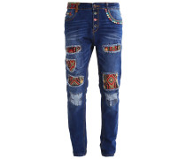 EXOTIC Jeans Relaxed Fit blue denim