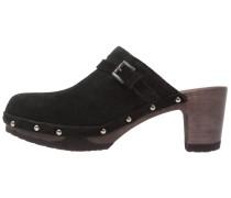 HETTY - Clogs - kaleido schwarz