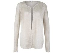 SPRAY - Strickjacke - beige