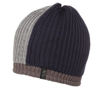 Mütze navy/grau