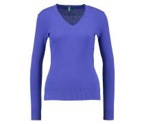 Strickpullover - purple